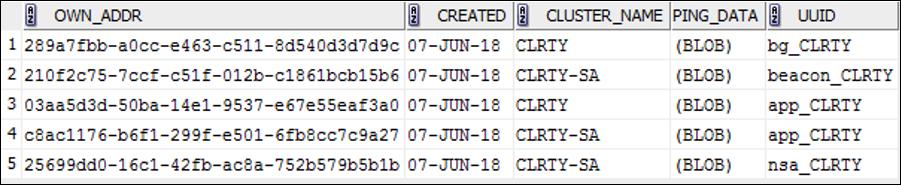 CSA: Configure JDBC Ping As An Alternative to Multicast