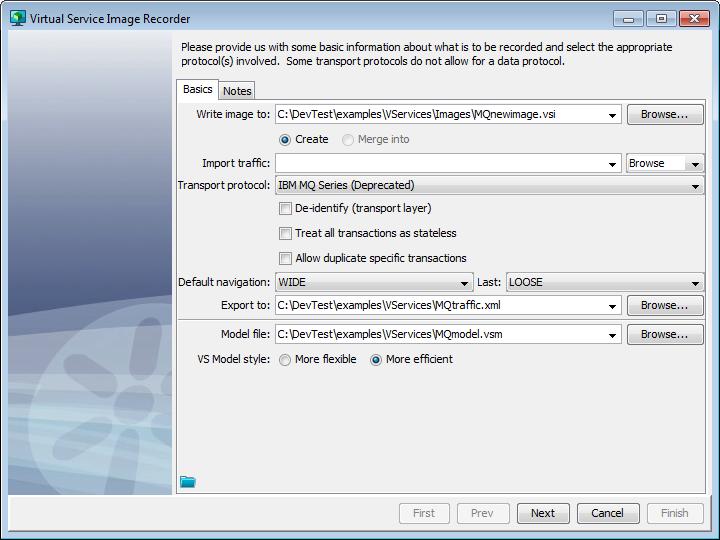 IBM WebSphere MQ Transport Protocol