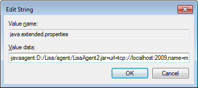 Configure TIBCO BusinessWorks to Use the Java Agent