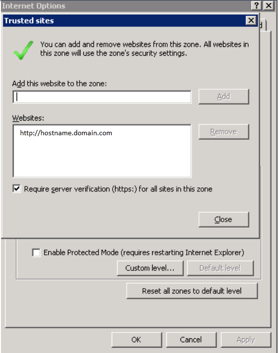 Enable Auto Login